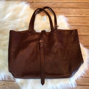Madewell Marin Tote in Brown